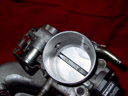 Throttle body bore